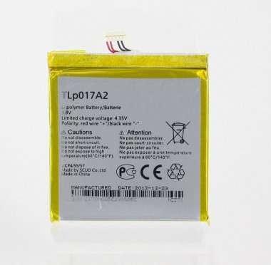 Аккумуляторная батарея для Alcatel Fire E (6015X) TLp017A2 — 1